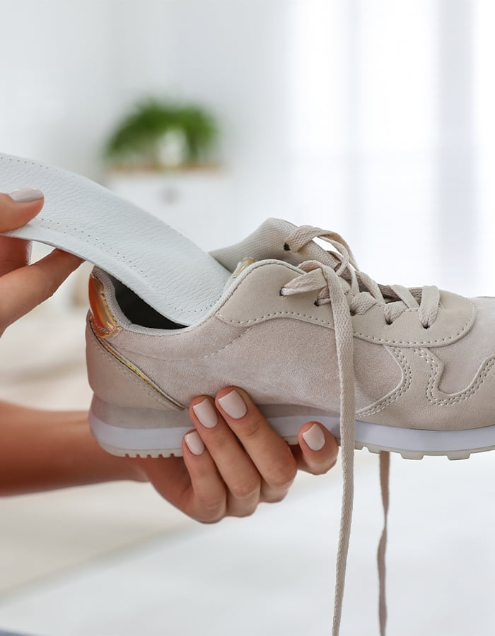 Comfort-shoes